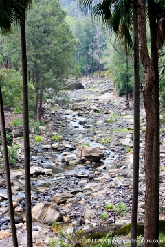 Carnarvon Creek